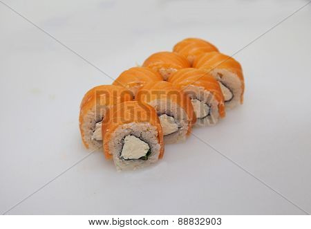 Philadelphia Sushi In A Box