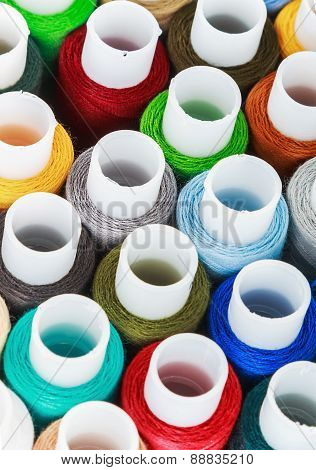 Bobbins Sewing Threads