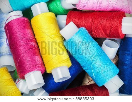 Multicolor Threads