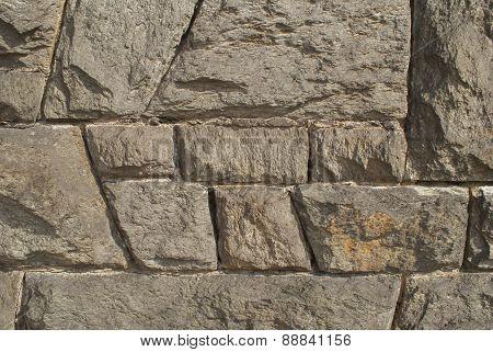 grey stonewall