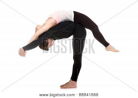 Yoga With Trainer