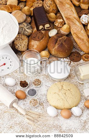 Bakery And Ingredients