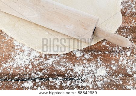 Dough And Flour