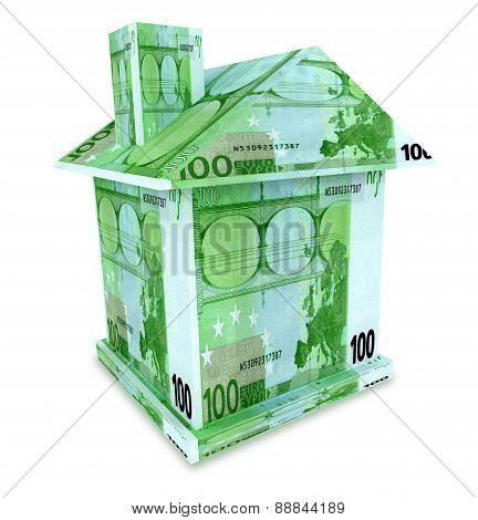 House From The Euro Money