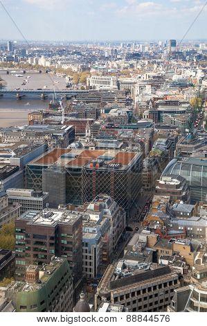 City of London panorama