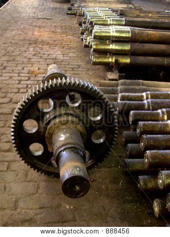 Train Spare Parts