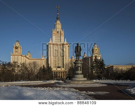 Moscow State University named after M.V. Lomonosov