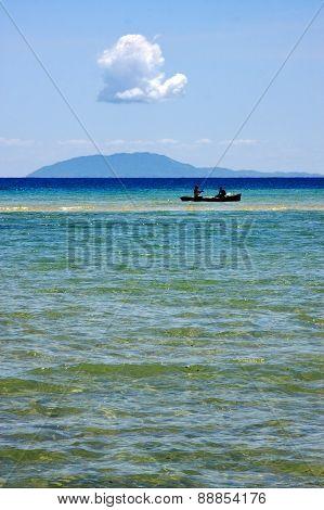 Boat In Mamoko