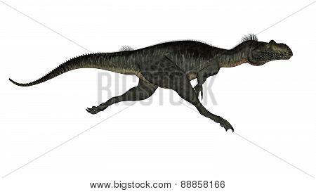 Megalosaurus dinosaur - 3D render