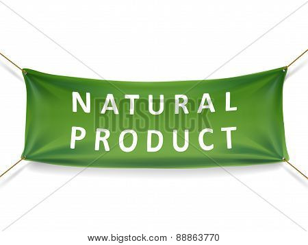 Natural Product Banner