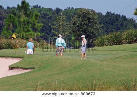 Jogadores de golfe 2