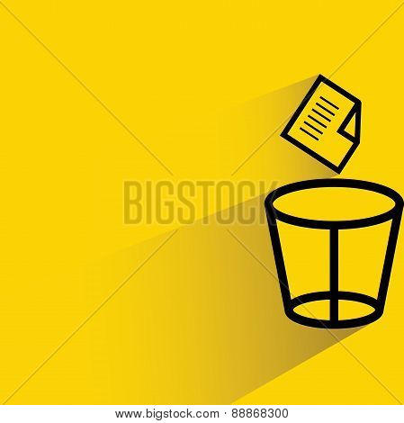 bin and document