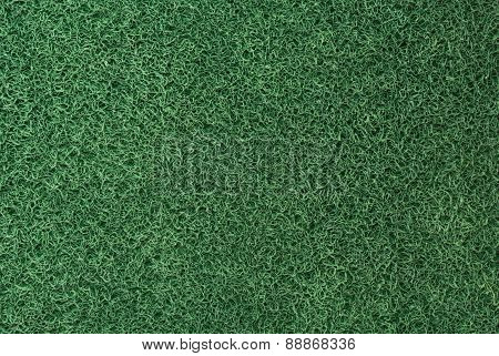 Doormat Background In Green