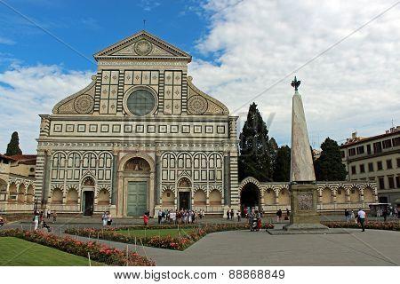 Basilica of Santa Maria Novella Florence