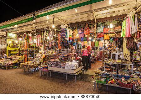 night market of Siem Reap