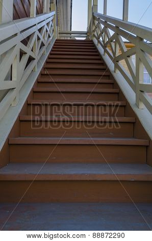 Wooden.staircases