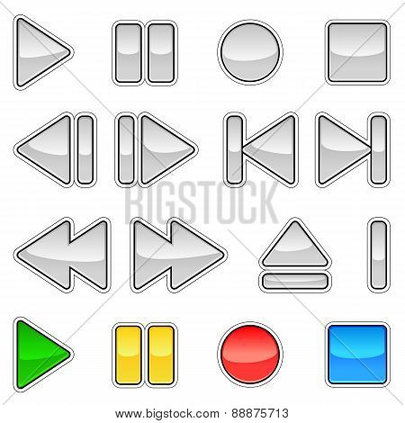 Volume Audio Chrome Signs