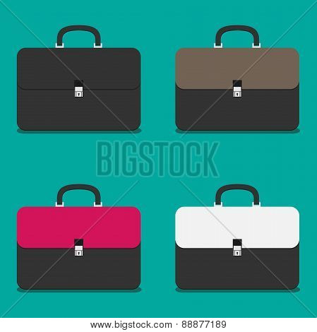 Set Of Briefcases