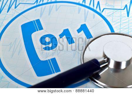 911 Symbol
