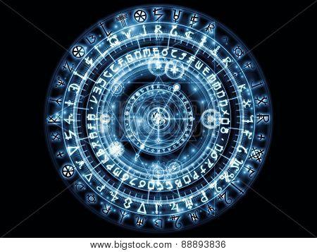 Sacred Geometry Unfolding