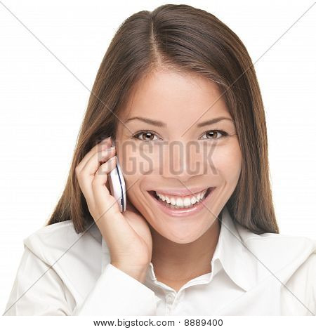Cellphone Woman