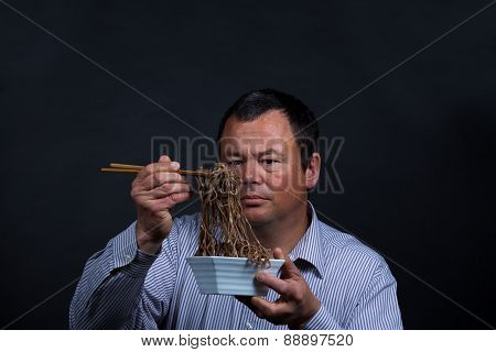 Trouble With Chopsticks