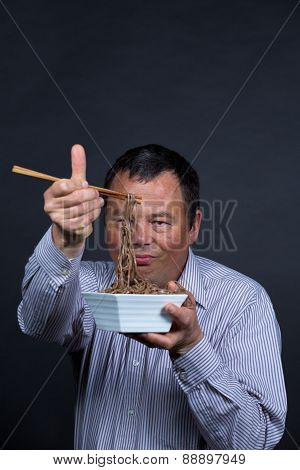 Fed Up With Chopsticks