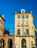 pic of turin  - View of Turin government offices  - JPG
