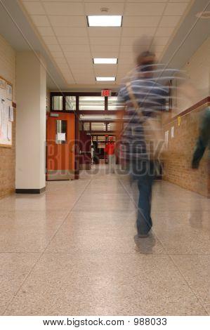 School Hallway 2
