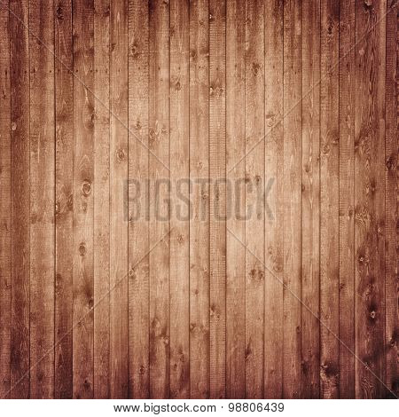 Brown wooden panel wall