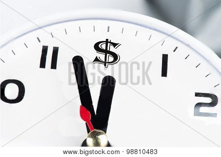 Time is dollar