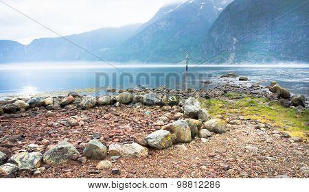 Stones On Eidfjord