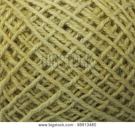hemp rope texture for creative design