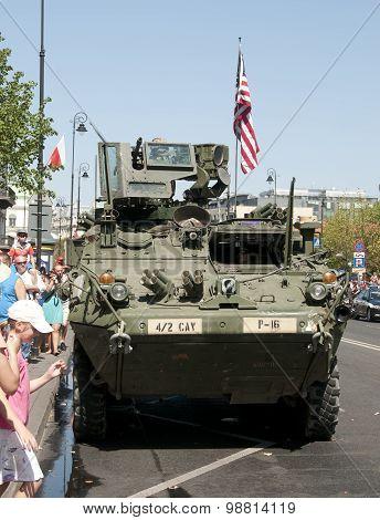 Stryker Light Armored Vehicle