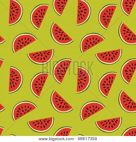 Cute Watermelon background