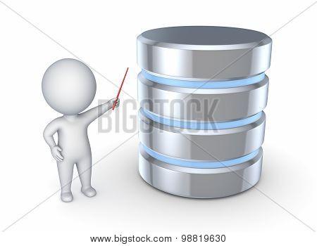 Symbol of database.