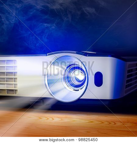 Projector For Presentation