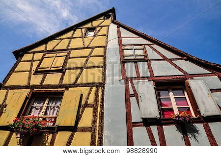 Quirky buildings