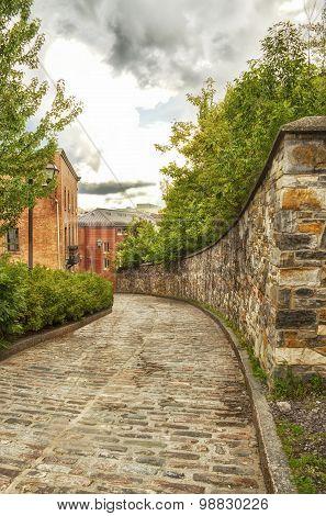 Old Quebec Alley