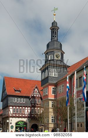 Town Hall, Eisenach, Germany
