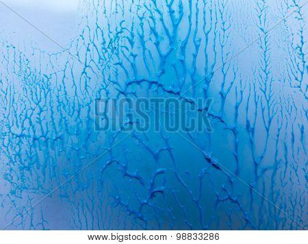 Colour Stain Soft Blue Color