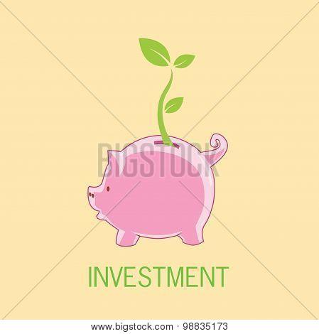 Piggy bank investment