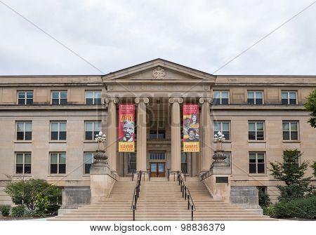 Curtiss Hall At Iowa State University