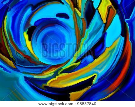 Abstract Color Shapes