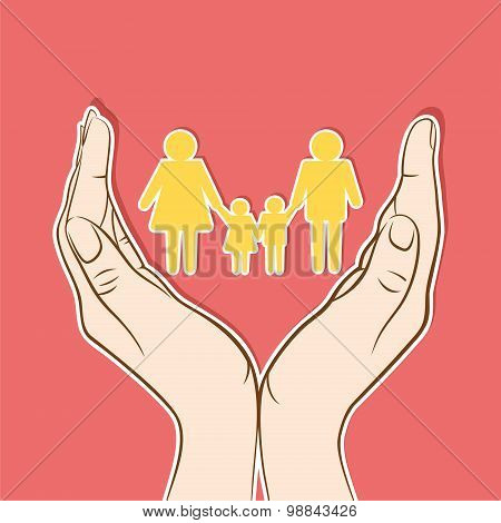 secure happy family design