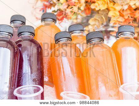 Colorful Juice