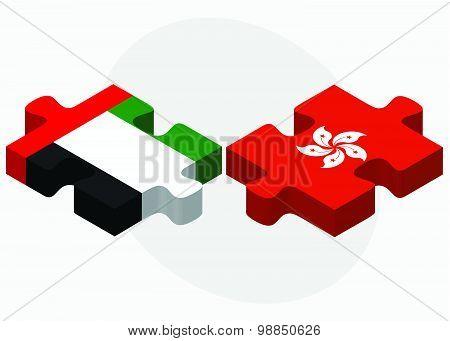 United Arab Emirates And Hong Kong Sar China