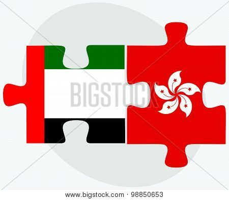 United Arab Emirates And Hong Kong Sar China