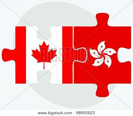 Canada And Hong Kong Sar China