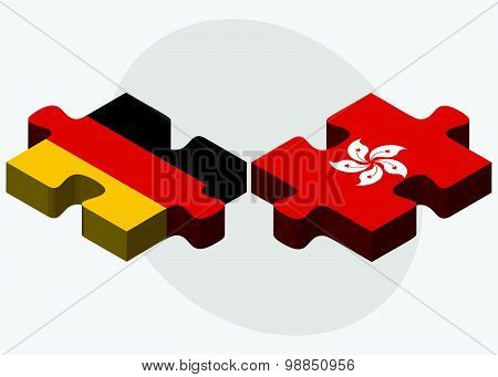Germany And Hong Kong Sar China